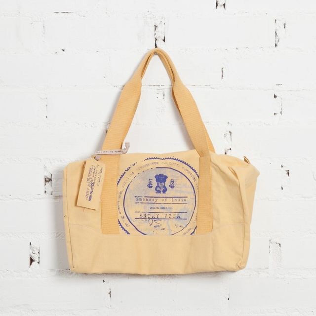 image: Travel Bag designed by Judit Mascó by estherasensio