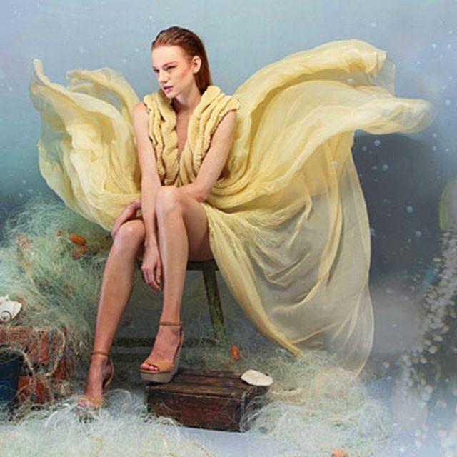 image: Silent Evolution – By Chen Ariel Nachman by fashionnet