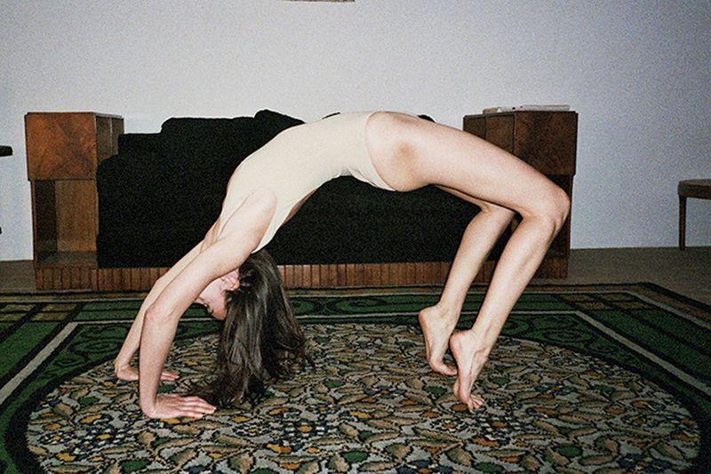 image: Ana Kraš - Trapeze Swinger by aliceandgabriella