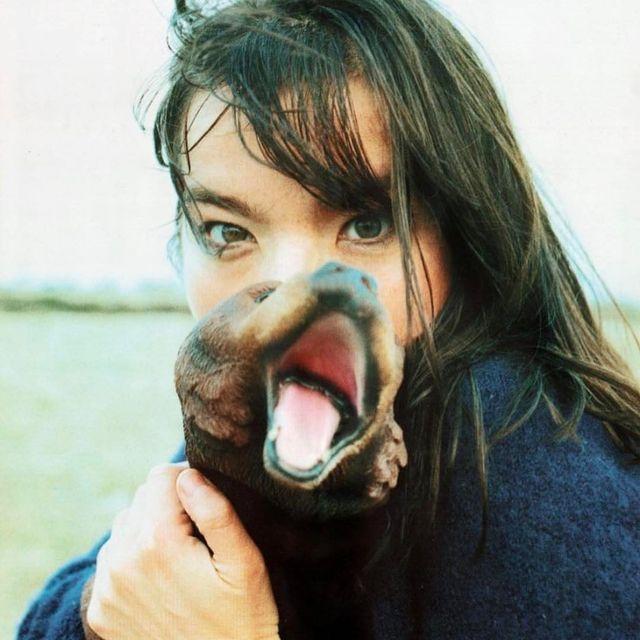 image: Björk by juergenteller