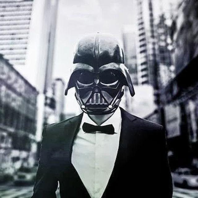 image: Darth Vader by mayma