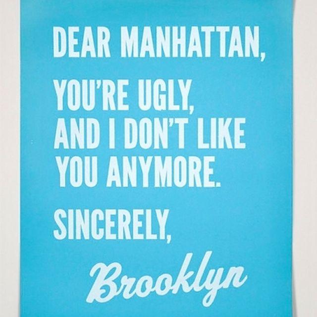 image: Dear Manhattan by borjadelgado