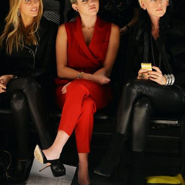 image: Fug Girls: Miley Mania at Rachel Zoe by anjelica