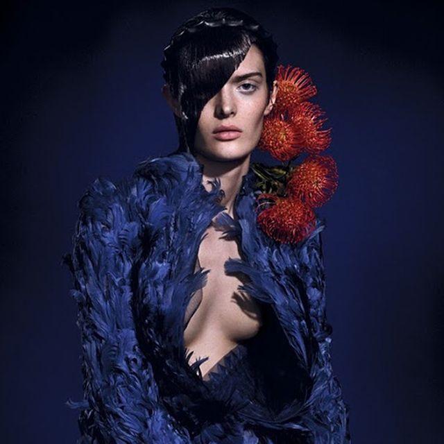 image: Sam Rollinson By Daniel Sannwald For I-D Pre-Fall 2013 by fashionnet