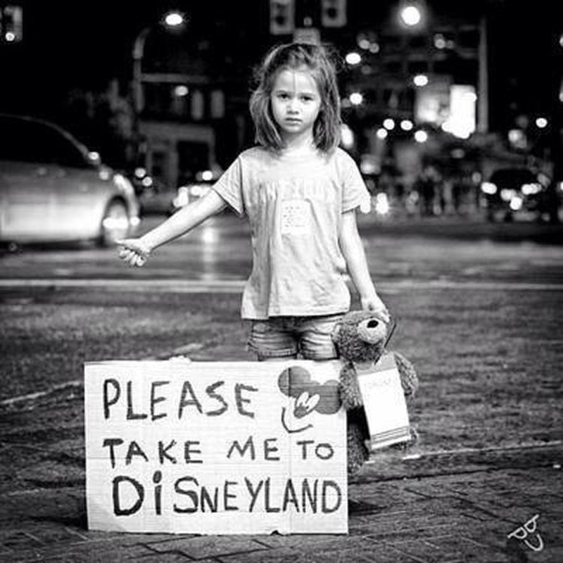 image: Take me to DisneyLand by james