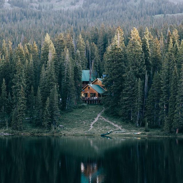 image: Summer getaway in Colorado. This place is is full of childhood memories and adventures to... by lostintheforrest