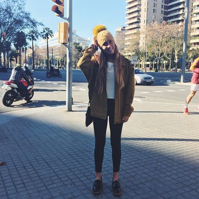 image: I am gonna miss so much this sunny Barcelona wearing... by belen_hostalet