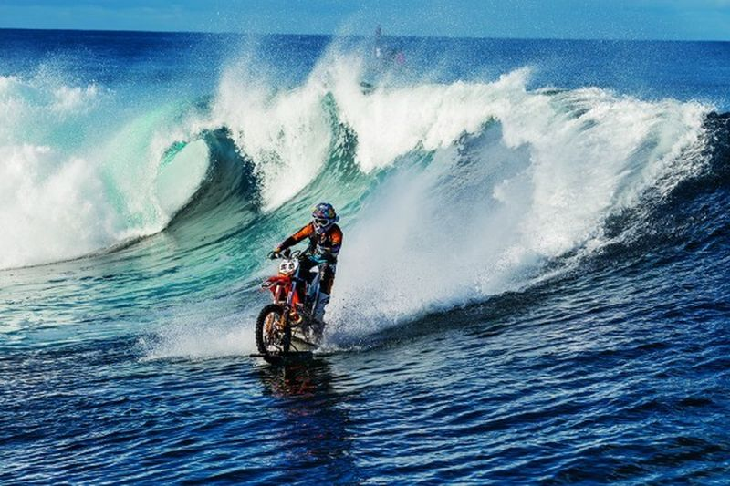 image: This is Real   Robbie Maddison's Pipe Dream by amped