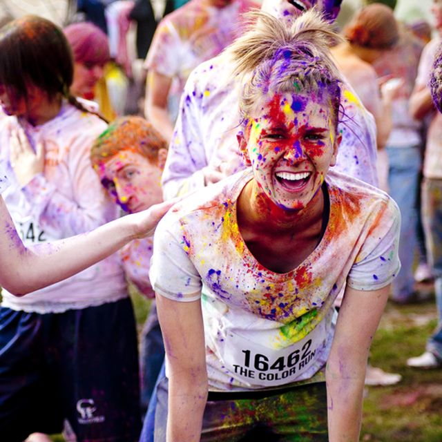 image: THE COLOR RUN by dr-drake