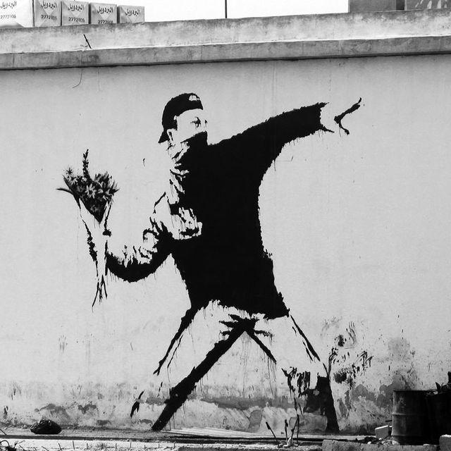 image: BANKSY: ART OR VANDALISM by hutu1109