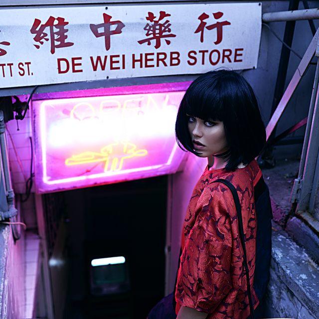 image: CHINA DOLL by kristinabazan