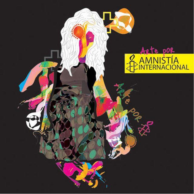 image: Arte por Amnistia on Behance by taniaaristi