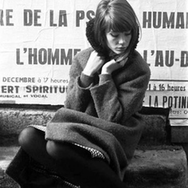 image: FRANÇOISE HARDY by criscrascrus