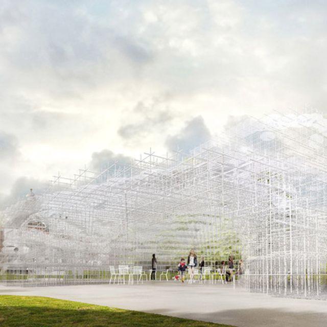 image: sou fujimoto to design cloud-like 2013 serpentine pavil by victoriakratoch