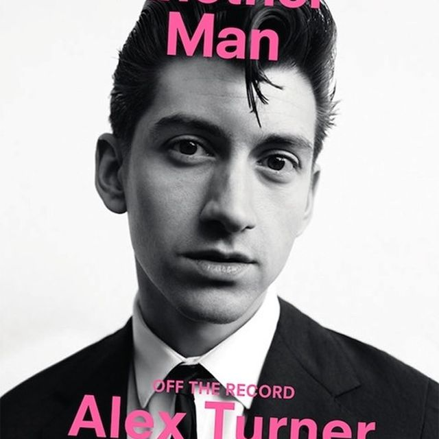 image: Alex turner for another man by travis