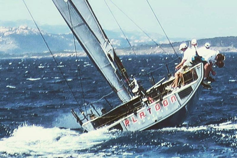 image: Sailing the Sardigna Cup ?.? sent to us by @annavanden by sailing_boats