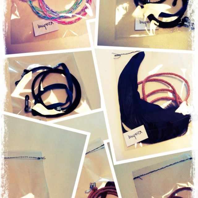 image: Cool cords for Cool sunglasses by muymia