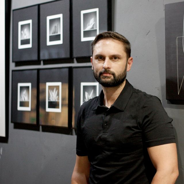 image: Daniel Rod at The Makers Gallery Madrid / Photo by Álvaro Saudinós by danielrod