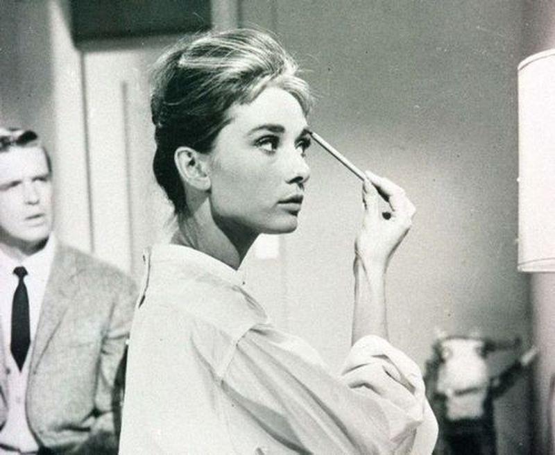 image: Audrey Hepburn by missatlaplaya