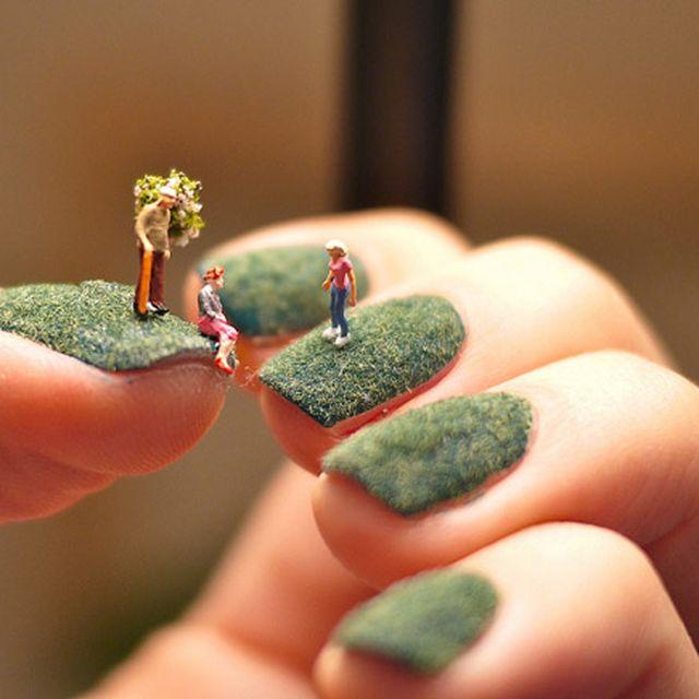 image: Nail Art by paulojfutre