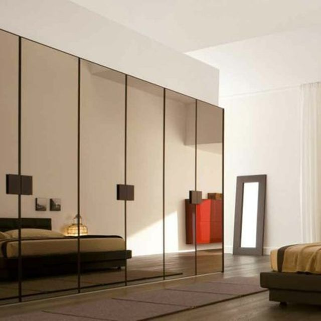 image: Mirrored Closet by abidingchips