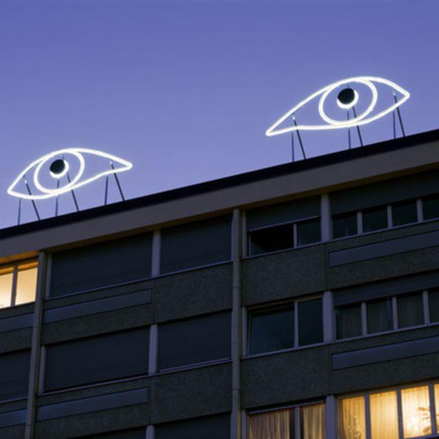 image: eyes by pcb