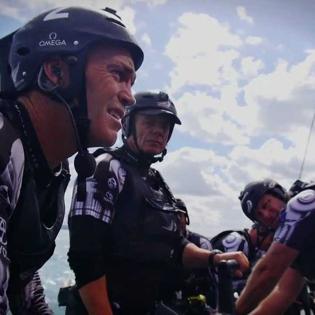 video: ETNZ: Racing like you mean it by gonzalobandeira
