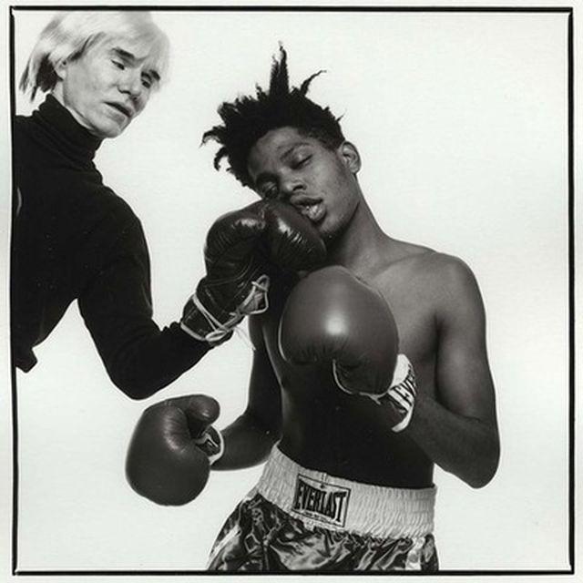 image: Warhol x Basquiat by carlosdehaya