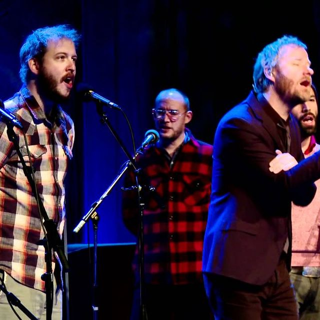 video: The National & Bon Iver by curra-rotondo
