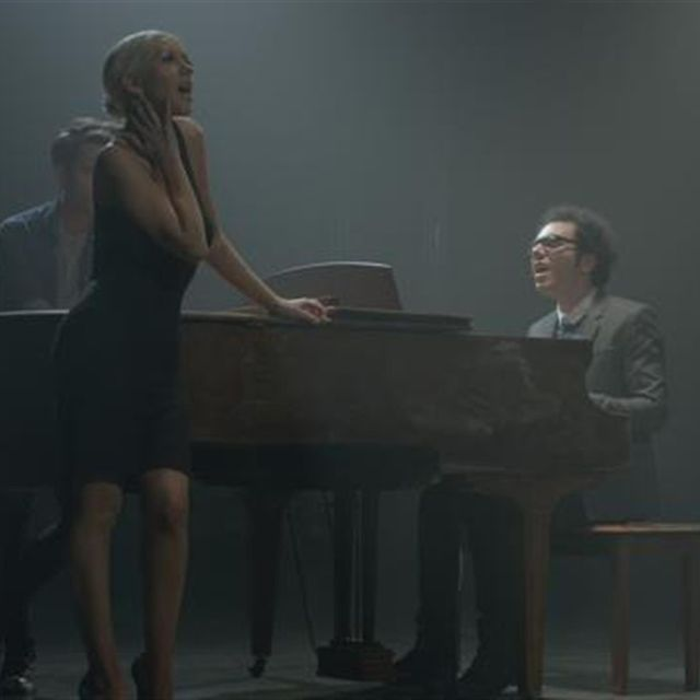 video: A Great Big World & Christina Aguilera - Say Something by annable
