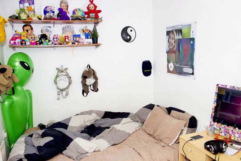 image: #25 Roberto Piqueras   My Unmade Bed by alvarodols