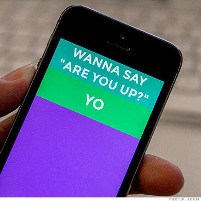 post: Yo Still Kicking With More Than 100M Yos Sent, Rough... by greedygop