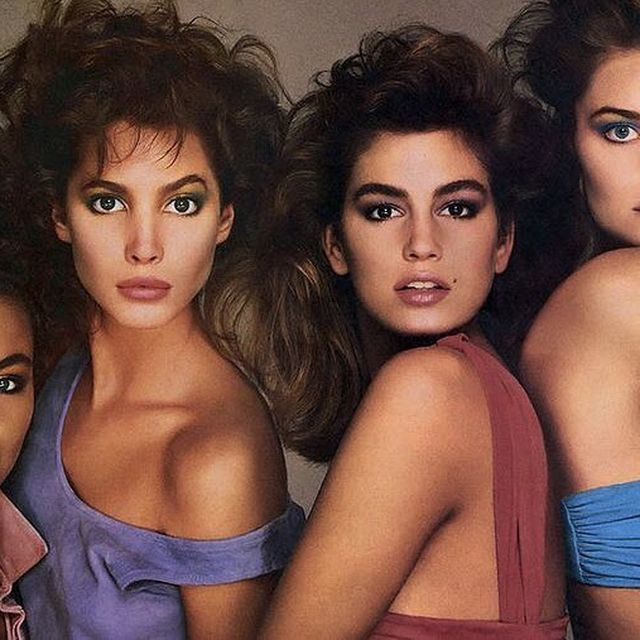 image: Hello 🔥 The vision that was the masterful Richard Avedon photographs these unforgettable women for @revlon .... @cturlington (hey CT Burns😘). @cindycrawford  @paulinaporizkov #kerstibowse @avedonfoundation by mr_stephengalloway