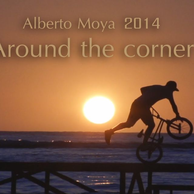 video: Alberto Moya 2014 Around the Corner by alberto_moya