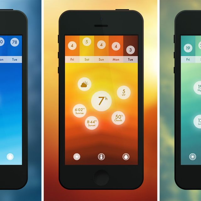 post: Haze App Lets You See Weather Info, Not Just Read It by stanis