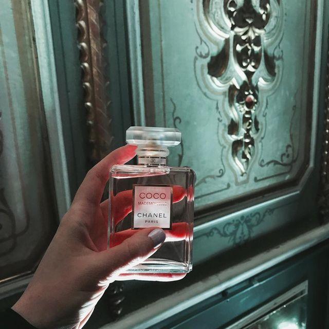 image: A new favourite perfume ? #cocomademoiselleintense by lulumai