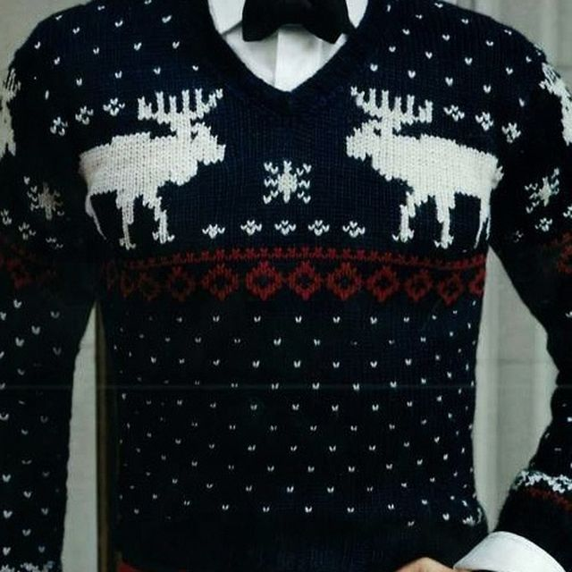 image: christmas is coming man by anicorona