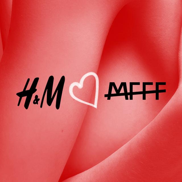 image: H&M, patrocinador oficial de MadridFFF by madridfff