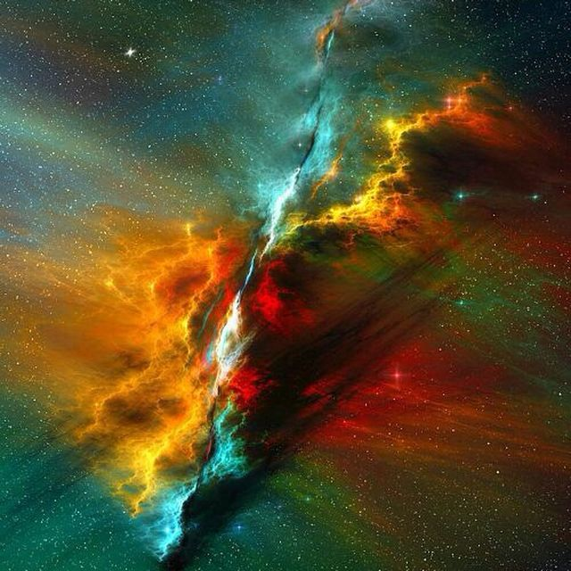 image: SPACE ODDITY by scatterbrainer