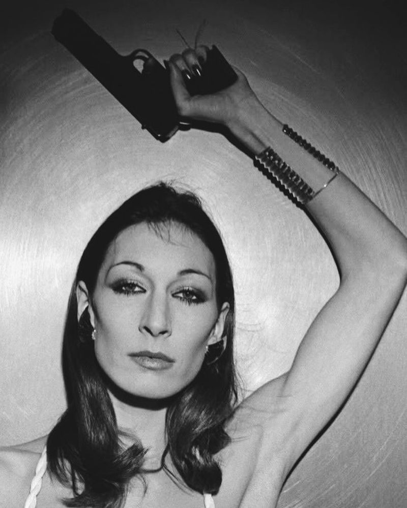 image: Let's do this. #Tuesday with Anjelica...Note: I hear your critiques of this post being in bad taste. I acknowledge that the timing of this post can be offensive and insensitive, and I apologize. Thank you for offering your perspectives and for... by 70sbabes
