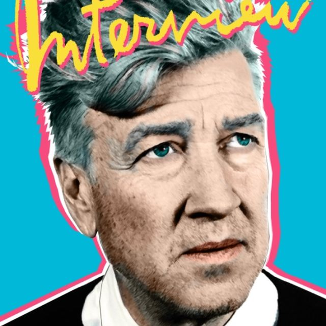 image: (Tribute to Richard Bernstein) / David Lynch by octavioterol