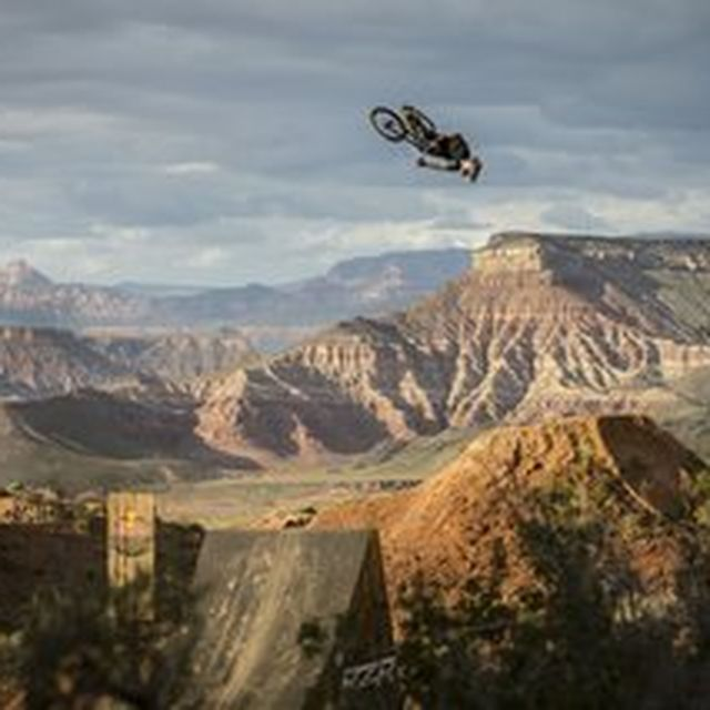 image: History of Red Bull Rampage With Kyle Strait by extremist