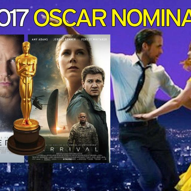 image: Nominated and Winning Films of the Oscar Awards 2017 by afdah