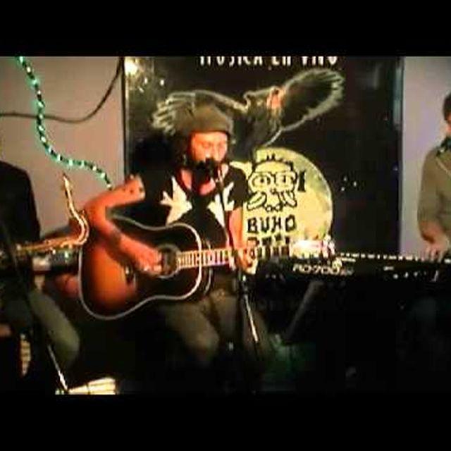 """video: Leiva cantando """"El Caso de la Rubia Platino"""" de Sabina by Lord_Wilmore"""