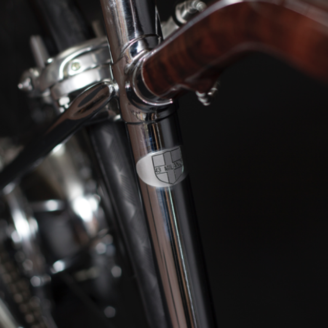 image: Ferrari Designers Built An Epic $11,000 Bicycle by goodquiche