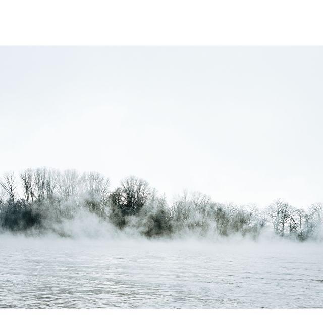 image: Los paisajes escindidos de Axel Hütte by arteuparte