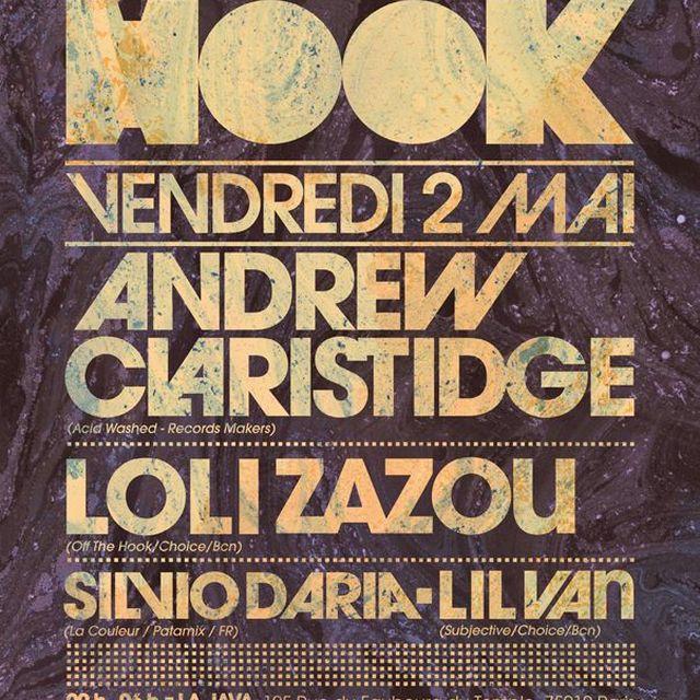 image: OFF THE HOOK PARIS by lolizazou