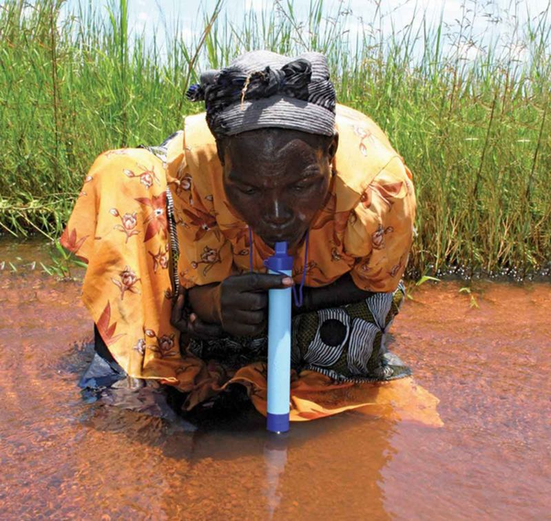 image: LIFE STRAW WATER by tomi-col