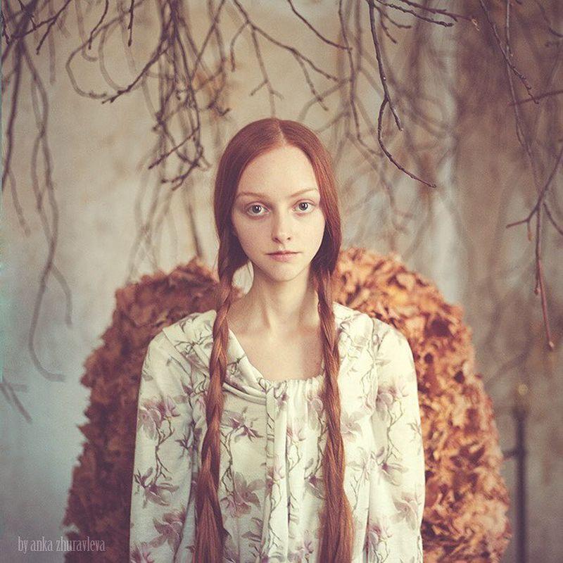 image: Hello autumn 🍂An old photo from Saint-Petersburg.Model - @mommy.fox by ankazhuravleva