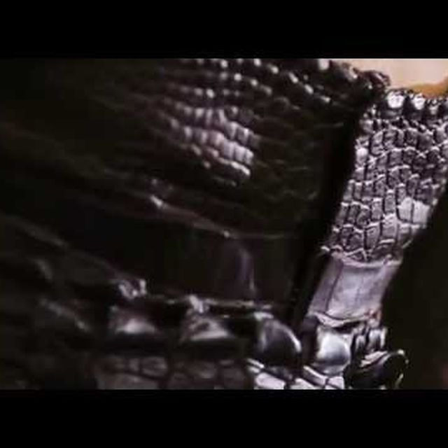 video: GIVENCHY HAUTE COUTURE by fidalgo